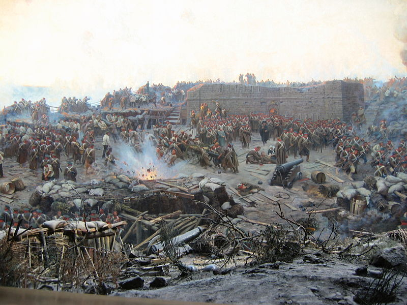 Siege of Sevastopol